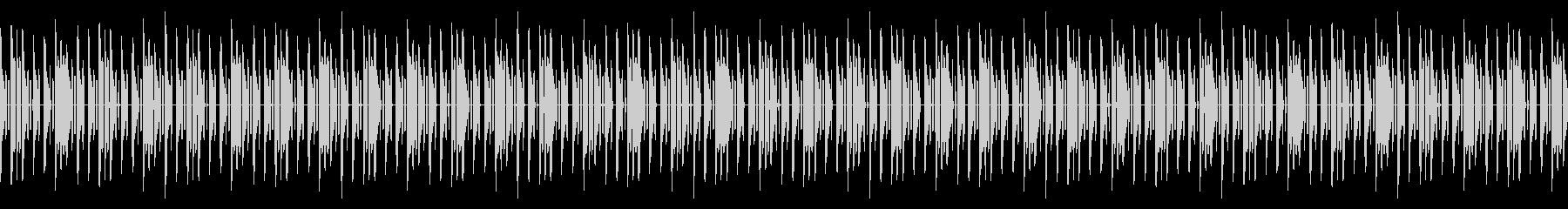 GB風パズル・カードゲームのED曲の未再生の波形