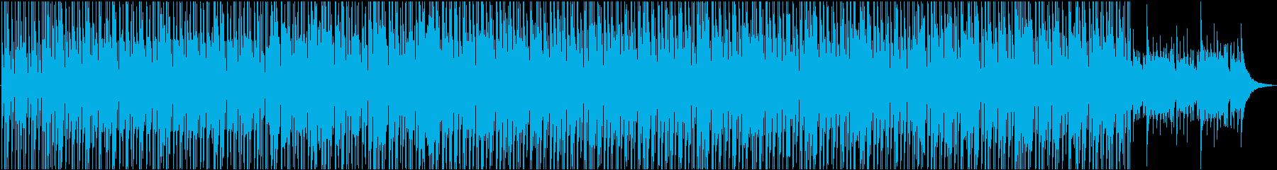 ポップロック バラード ポジティブ...の再生済みの波形