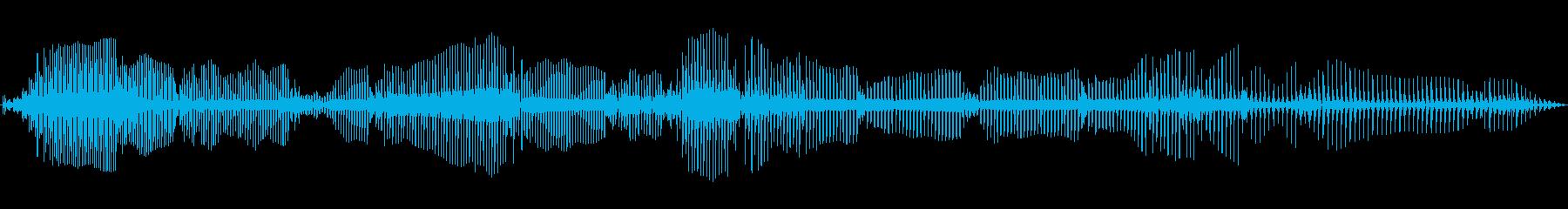 TUBA:タンブルダウン、漫画コメ...の再生済みの波形