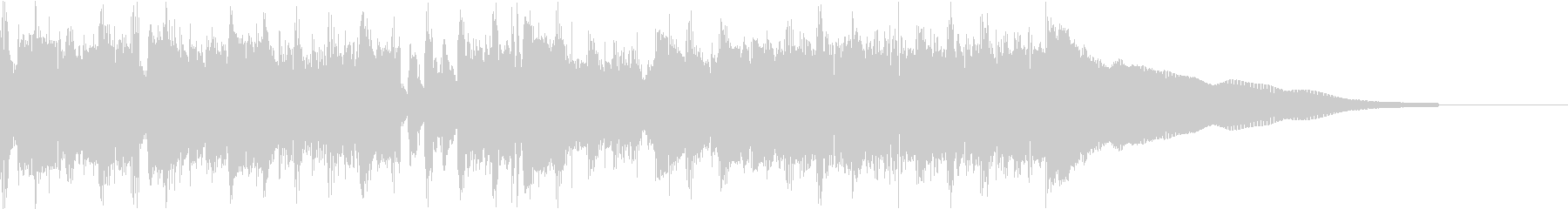 カントリー風ギターイントロ−07Cの未再生の波形