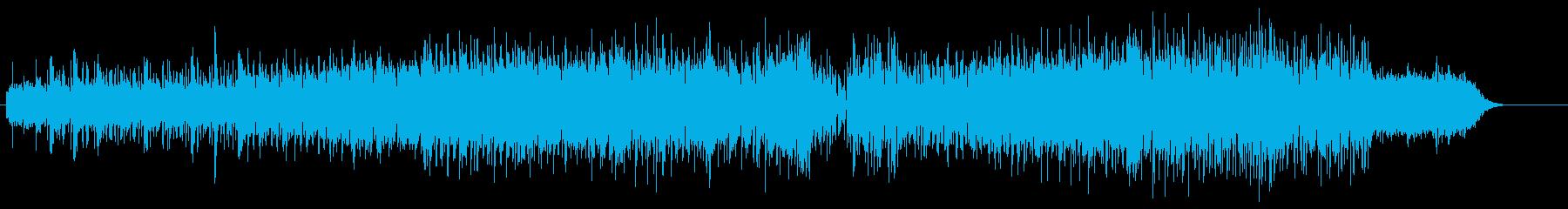 夢幻的なエレクトリック・シンドロームの再生済みの波形