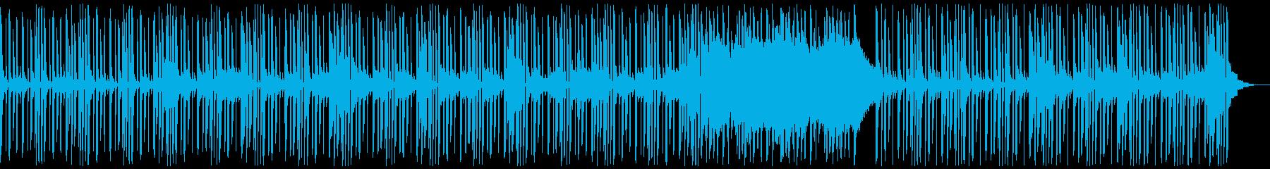 ドラム & ベース ジャングル H...の再生済みの波形