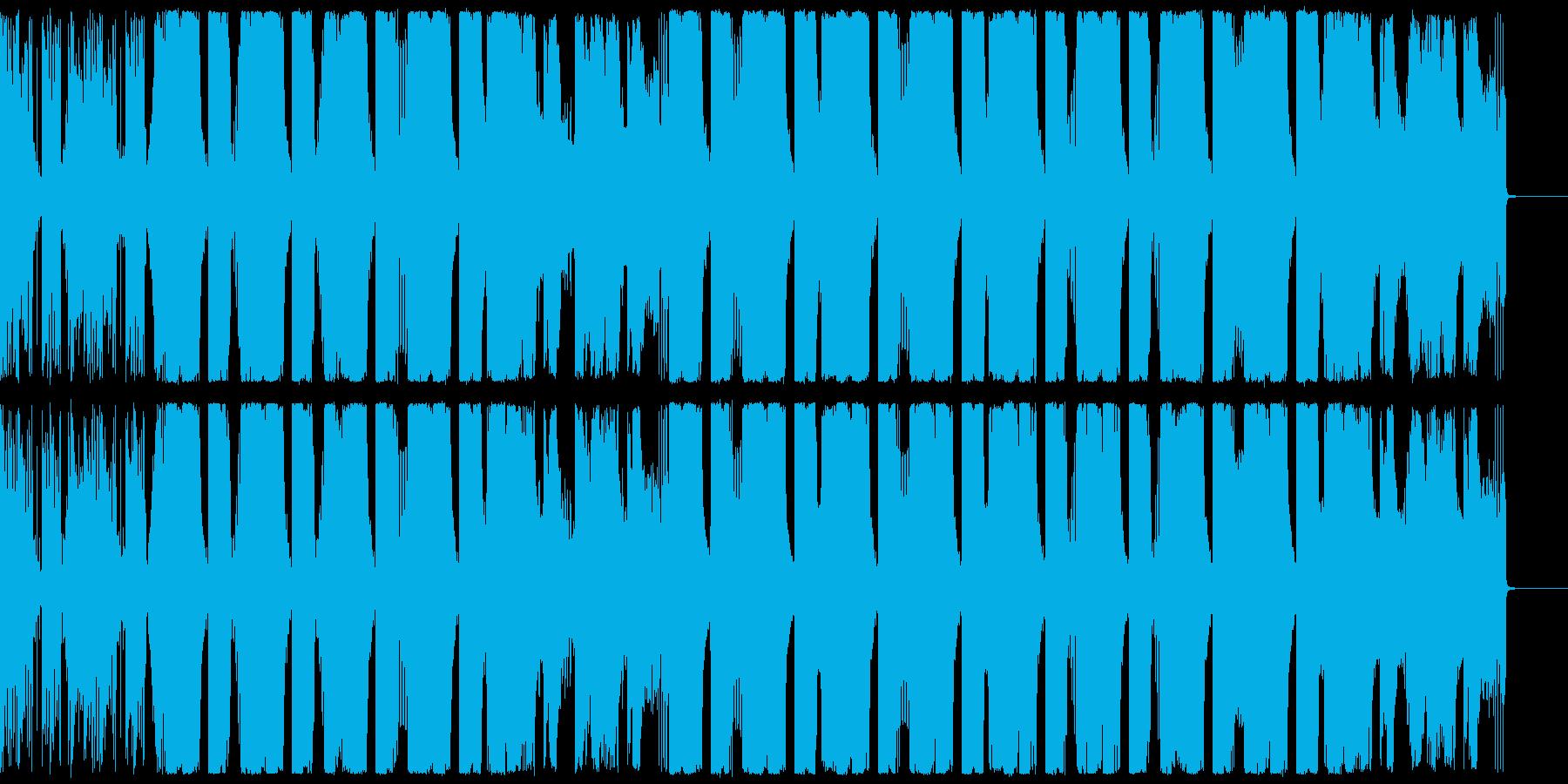 広がりのあるエレクトロ CM・企業VPにの再生済みの波形