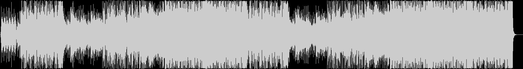 和風ロック系インストの未再生の波形