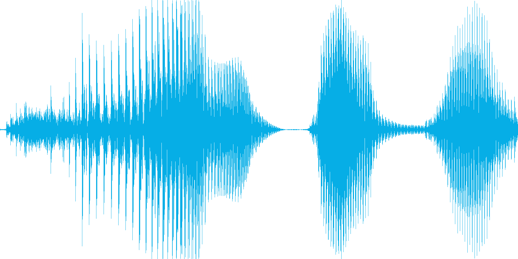 かんぺきっ!の再生済みの波形
