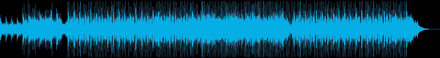 企業VP、ピアノ、4つ打ち、No.5の再生済みの波形