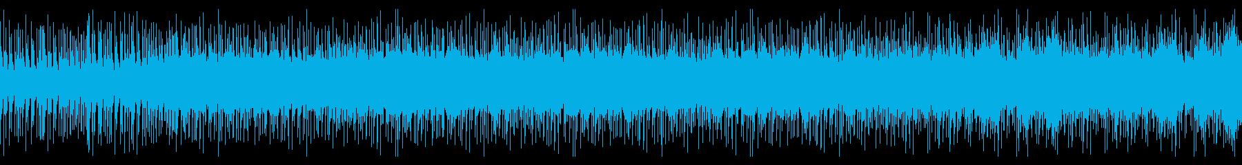大自然系ループ_原始の森へ1_入口の再生済みの波形