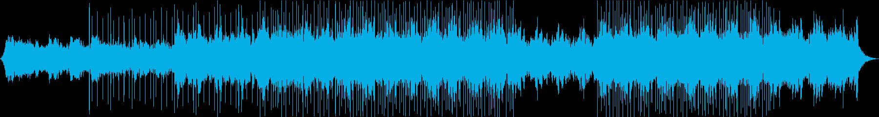 不気味・幻想的・エレクトロニカの再生済みの波形
