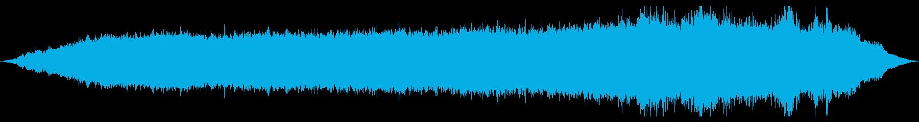 スペースドローン:接近戦の再生済みの波形