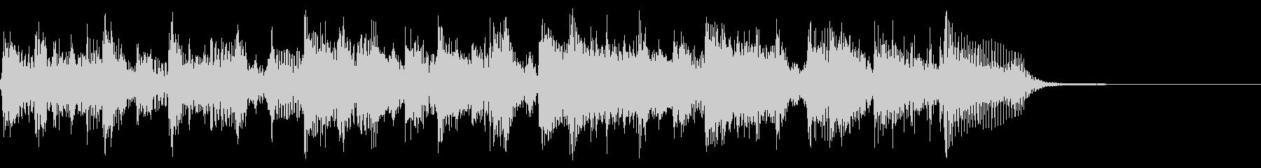 TOE-TAPPINGタグの未再生の波形