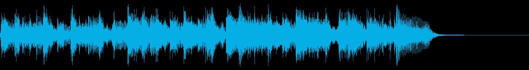 TOE-TAPPINGタグの再生済みの波形