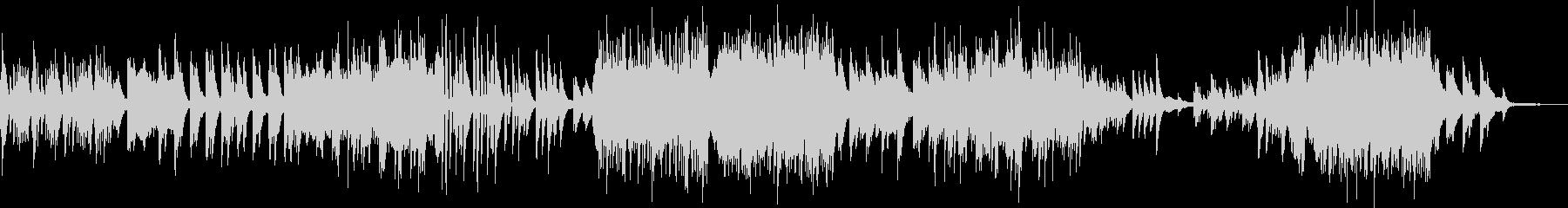 小躍りする旋律が楽しいピアノ…01:07の未再生の波形