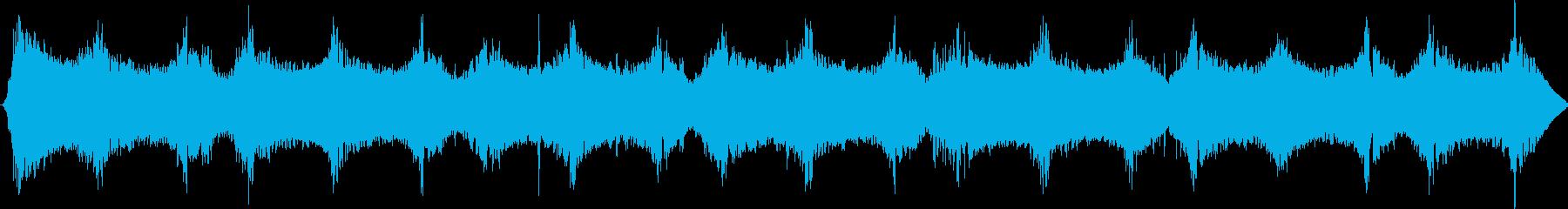 宇宙コンピューターロングクリケット...の再生済みの波形