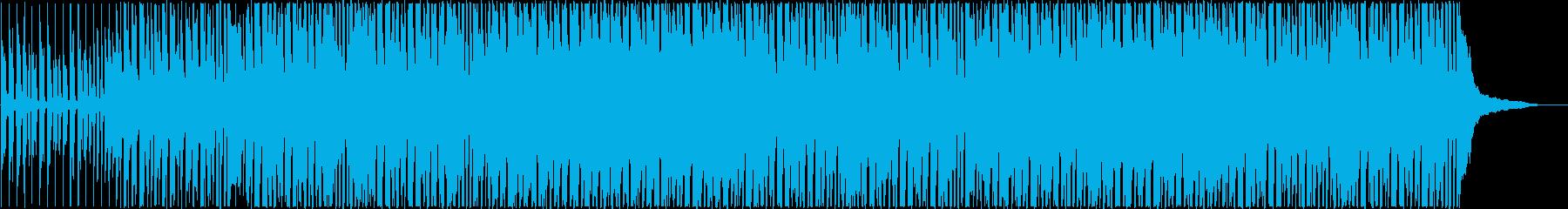 企業VP/CM向け元気で明るい口笛BGMの再生済みの波形