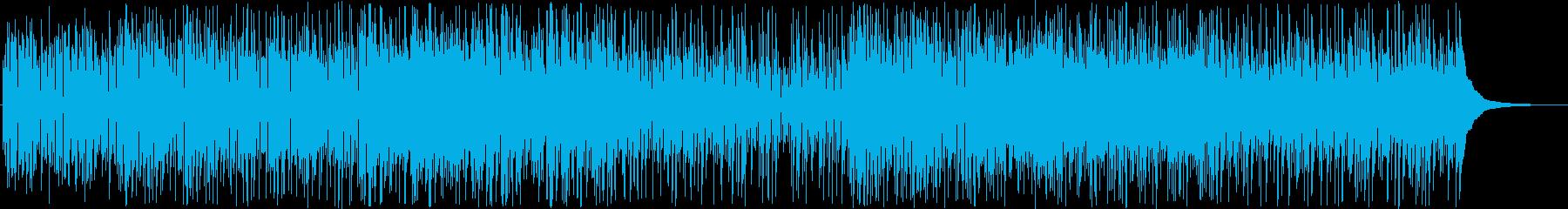 のどかで明るいアコースティックポップの再生済みの波形
