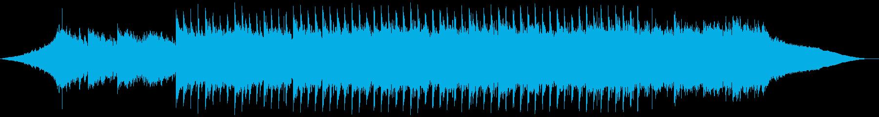 企業VP、コーポレート、明るい曲,60sの再生済みの波形