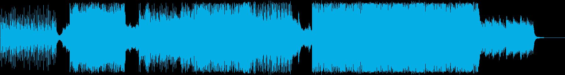 ドキュメンタリー/テクスチャーの再生済みの波形