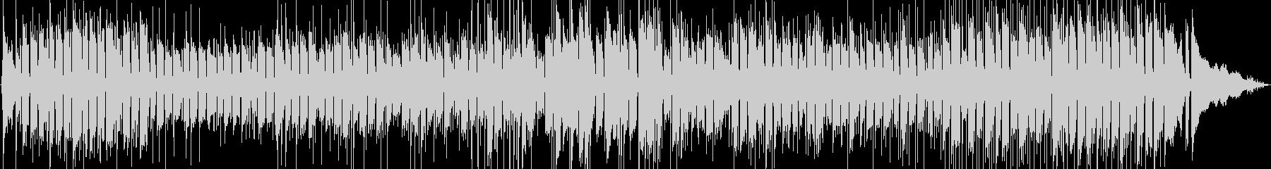 パーカッションとピアノのラテンロッ...の未再生の波形