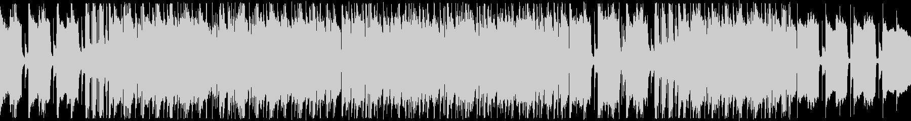 ループ/切ない雰囲気のシティポップ002の未再生の波形