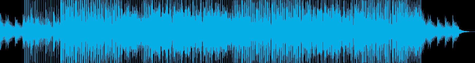 ファンク おしゃれ ビンテージ リ...の再生済みの波形