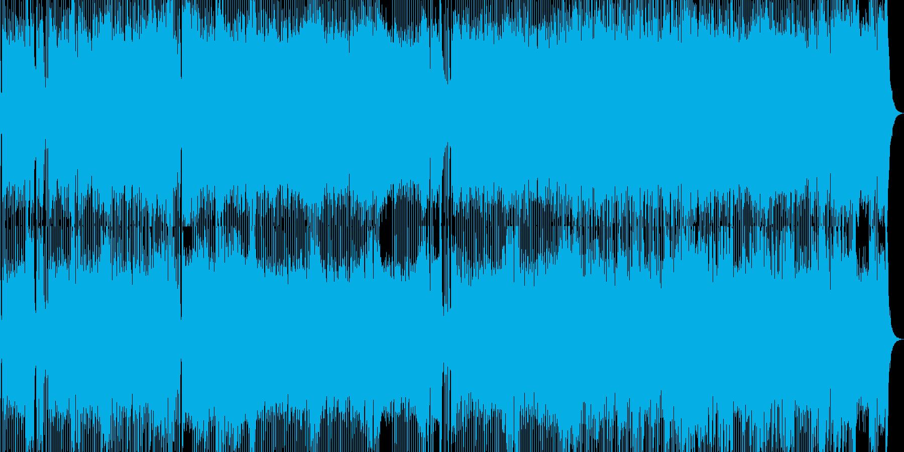 メイクアップ、平成初期のアニメの再生済みの波形