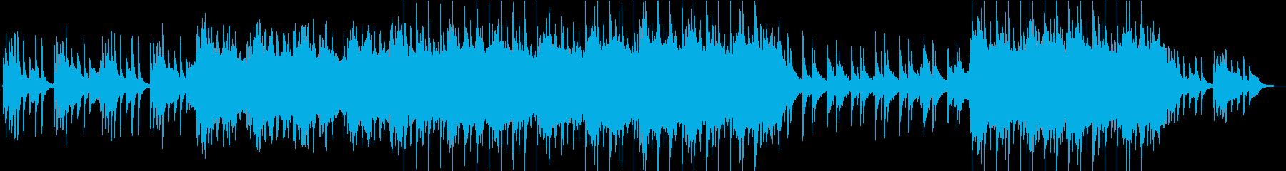 中華 リラックス のんびり 弦楽器...の再生済みの波形