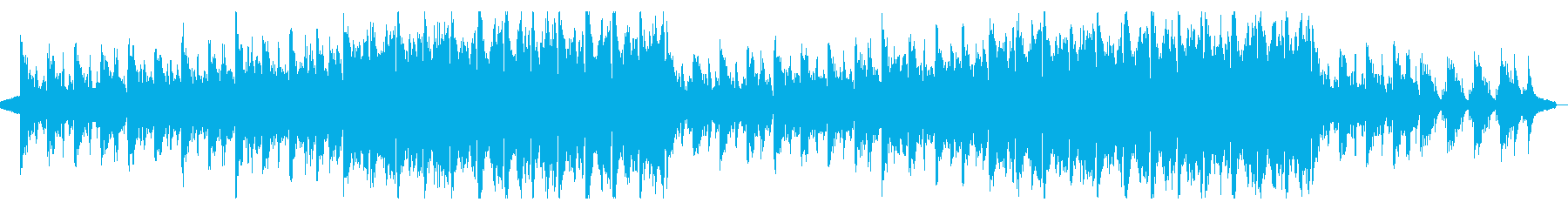 温かく、わくわくするオーケストラ企業VPの再生済みの波形