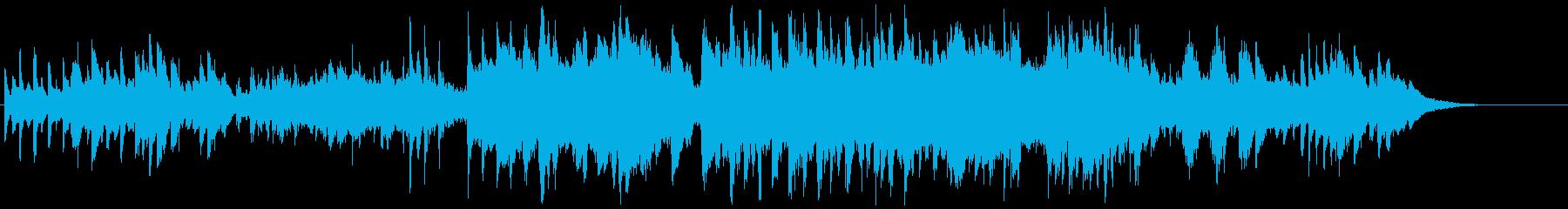 モーツアルトのようなピアノクインテットの再生済みの波形