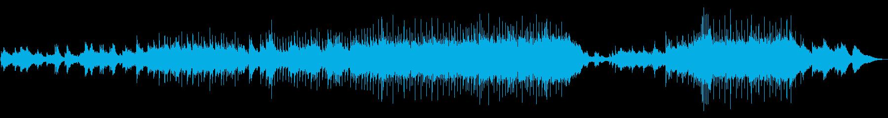 愛するポップカントリーバラード。ピ...の再生済みの波形