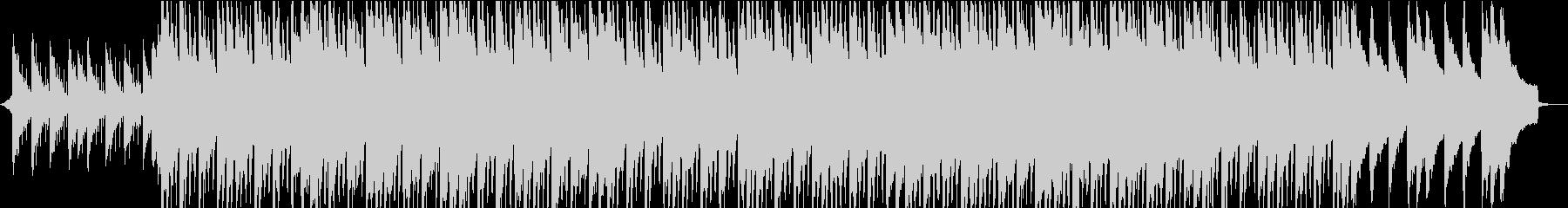 オシャレ・エモーショナルな映像用音楽の未再生の波形