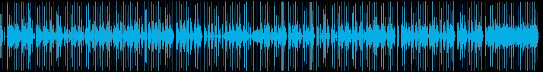 実験的 レトロ ポジティブ 明るい...の再生済みの波形