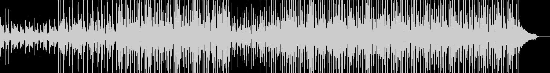 Funk Musicの未再生の波形