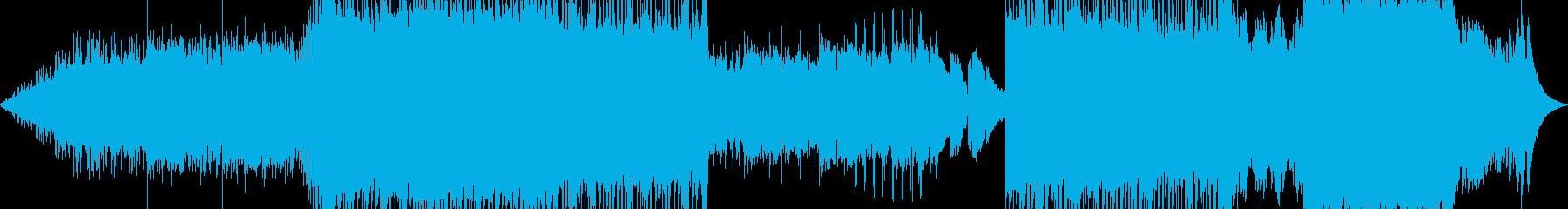 インディーズ ロック ポップ ドラ...の再生済みの波形