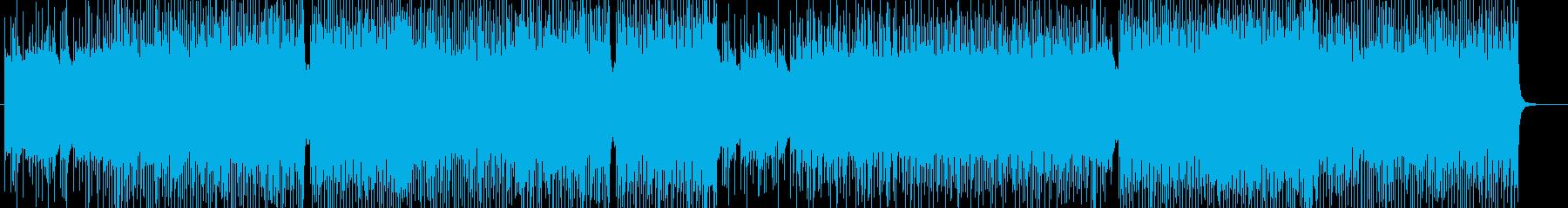 「HR/HM」「DARK」BGM176の再生済みの波形