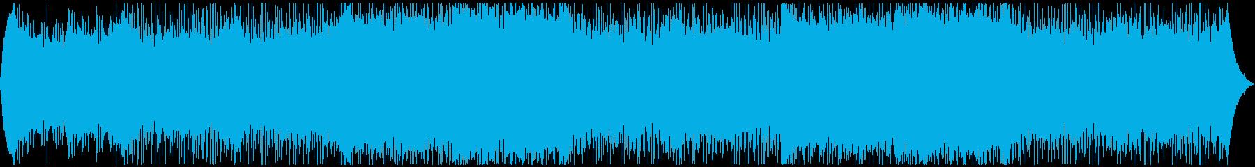 迫力シネマオーケストラ!告知映像・バトルの再生済みの波形