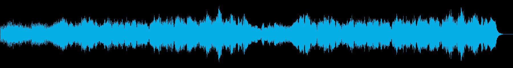 「アヴェ・マリア」TP&Organの再生済みの波形