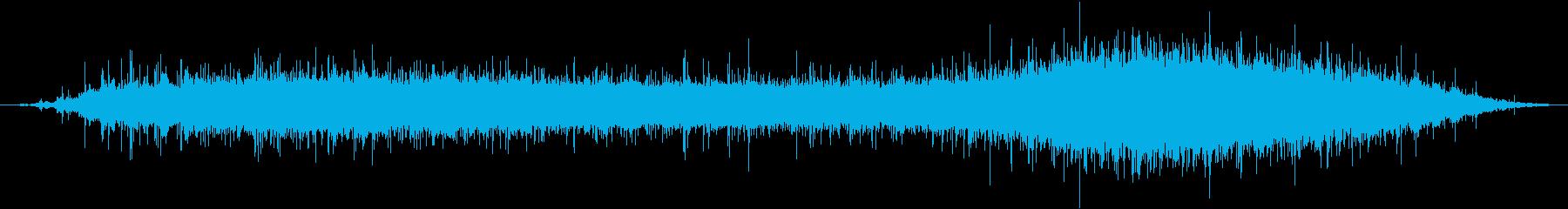 大規模な屋内観客:クラシックコンサ...の再生済みの波形