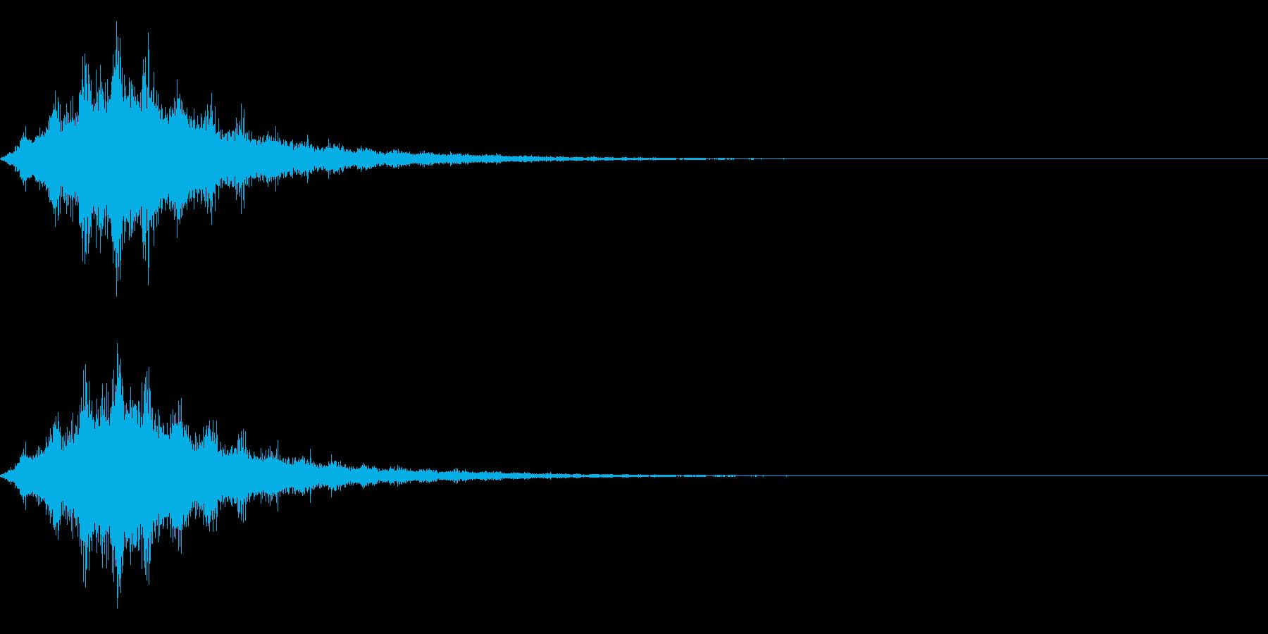 ワープ、SF、速いの再生済みの波形