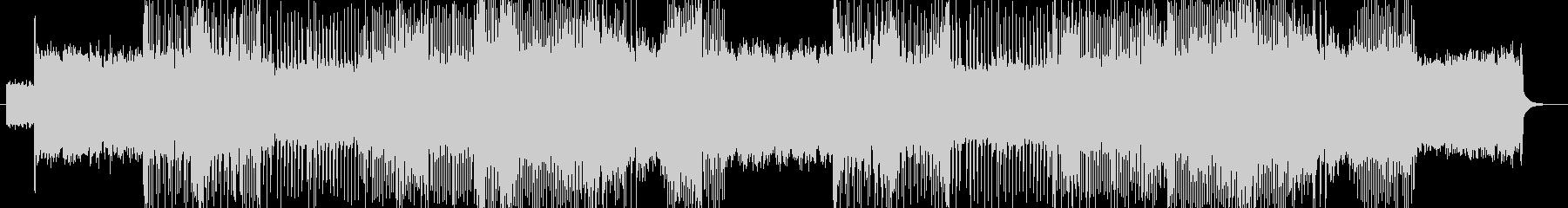 「HARD ROCK」BGM245の未再生の波形