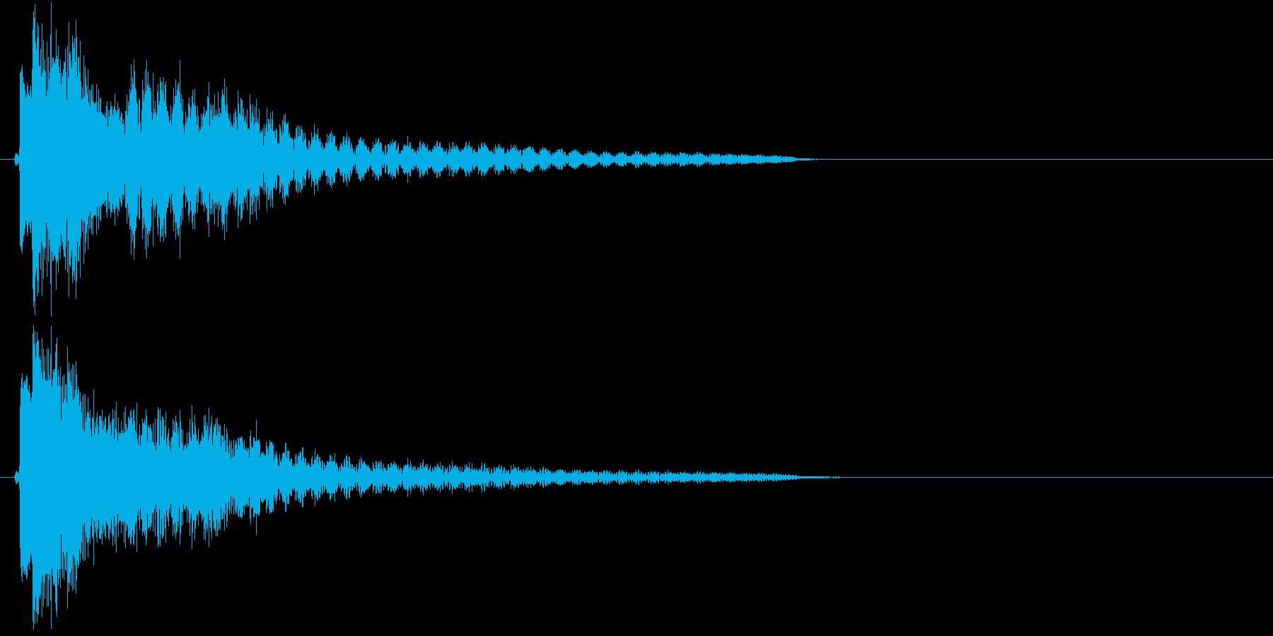 和風 琴 お正月 展開 料亭 02の再生済みの波形