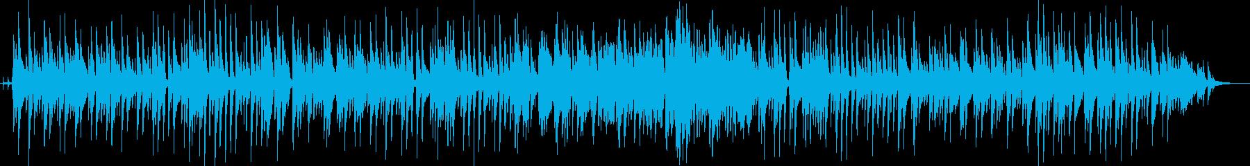 ジュピター JAZZピアノトリオの再生済みの波形