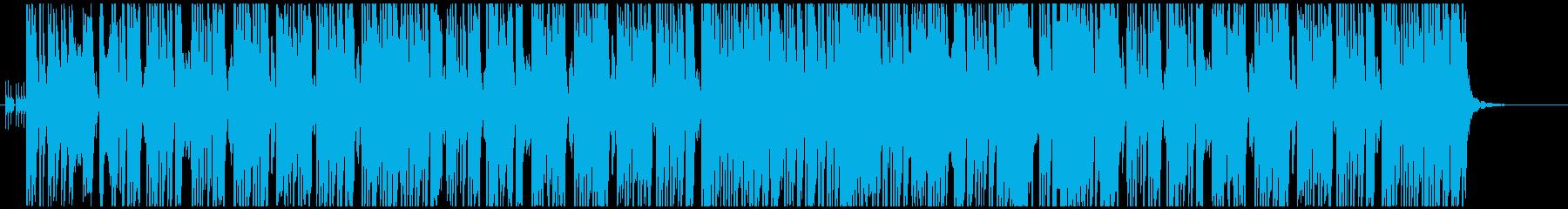 おもしろくてかわいいエンターテイナー!の再生済みの波形