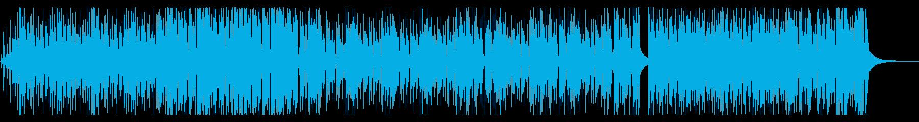 トランペットが印象的なファンク・ジャズの再生済みの波形
