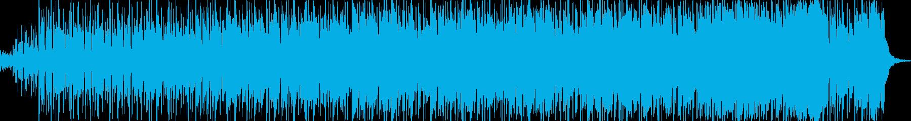 法人 技術的な 静か 楽しげ ハイ...の再生済みの波形
