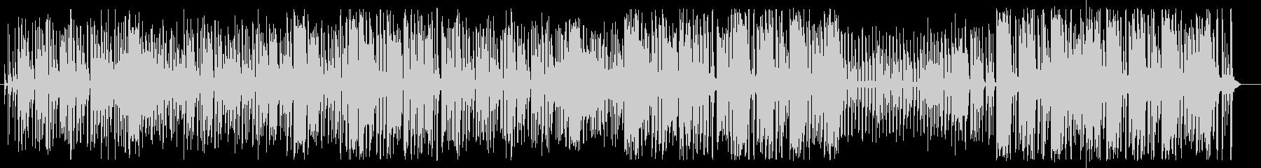 コミカルな木琴シンセ系サウンドの未再生の波形