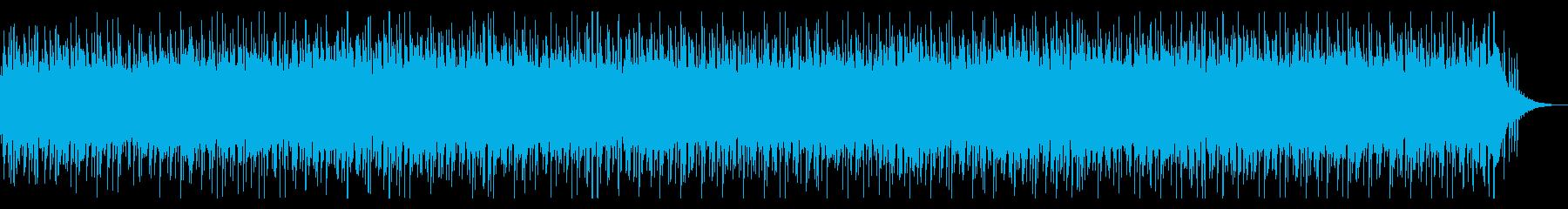 プレゼン王道的シンプル爽やかの再生済みの波形