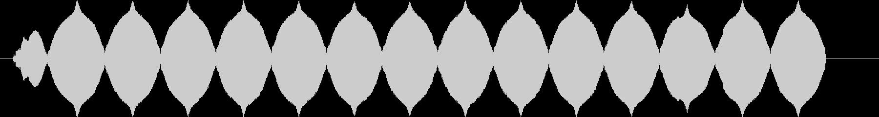 低周波変調2;低中周波数ランブル;...の未再生の波形