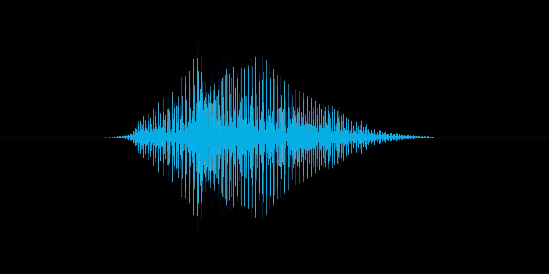 4(4、よん)の再生済みの波形