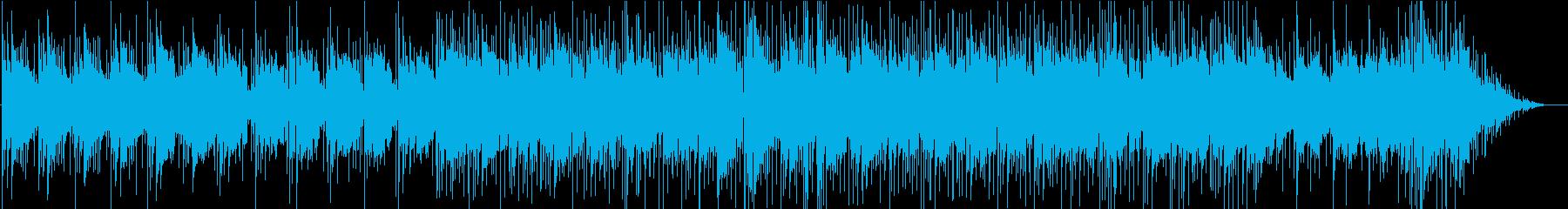 オトナのラテンジャズ風がクール!の再生済みの波形