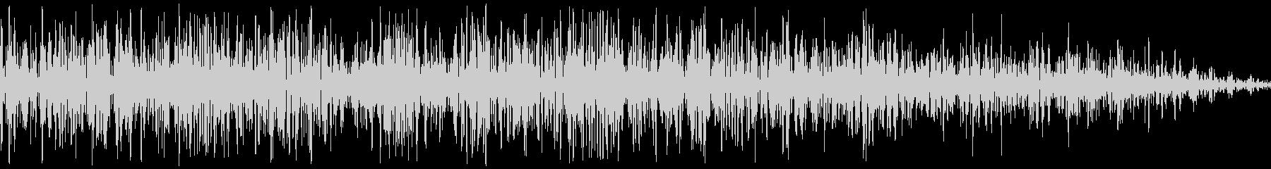 ガラガラ(開閉 引き戸)の未再生の波形
